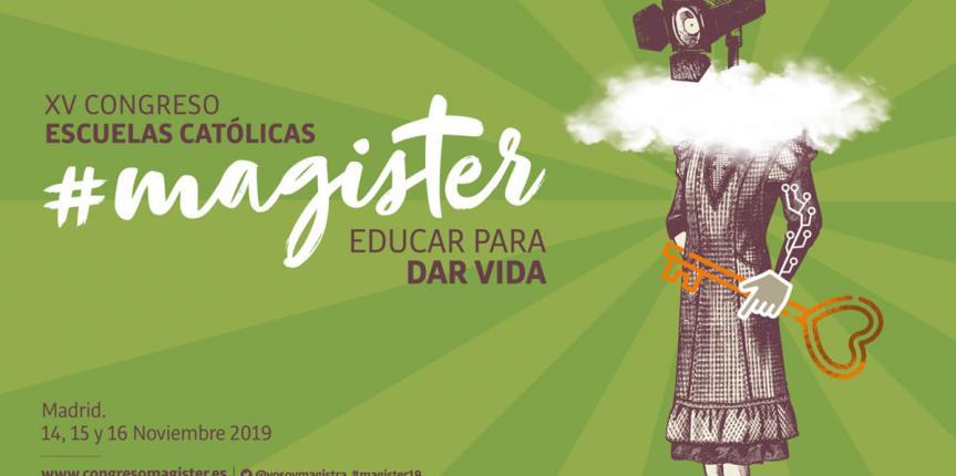 La Ministra de Educación inaugura el XV Congreso de Escuelas Católicas, que reúne en Madrid a más de 2.000 educadores