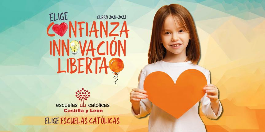 Novedosas puertas abiertas virtuales en los centros de Escuelas Católicas Castilla y León