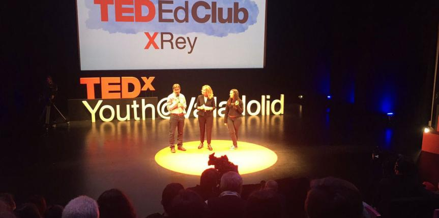 Cristo Rey presenta su TED Ed Club