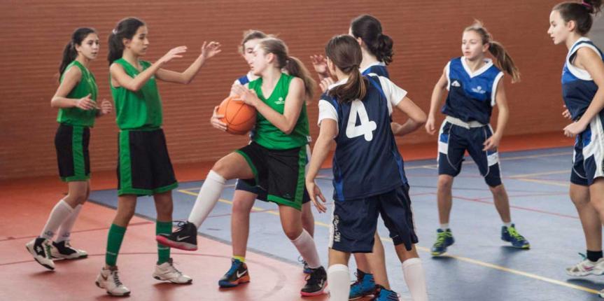 I Jornada de Deporte Escolar Escuelas Católicas Castilla y León