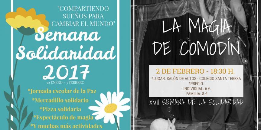 El Colegio Santa Teresa (León) celebra su XVII Semana de la Solidaridad