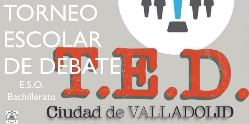 Abierta la inscripción al Torneo Escolar de Debate Ciudad de Valladolid que organiza el Seminario Menor Diocesano de Valladolid