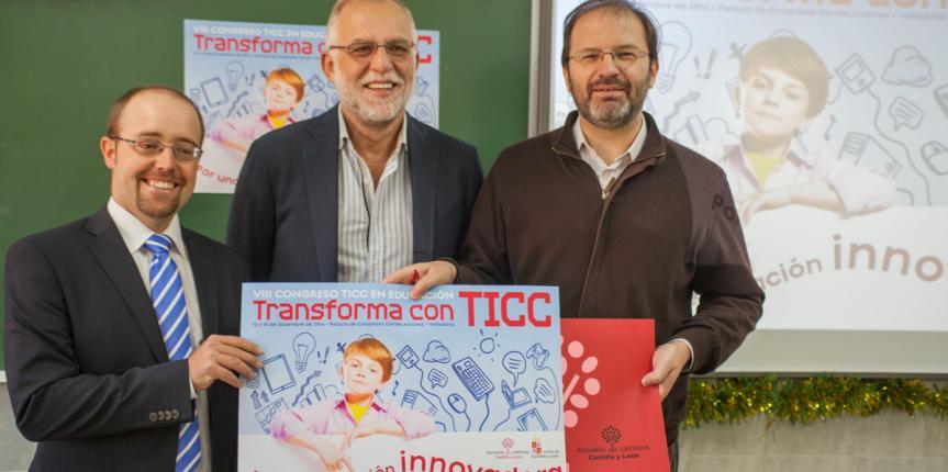 Presentación del VIII Congreso TICC en Educación