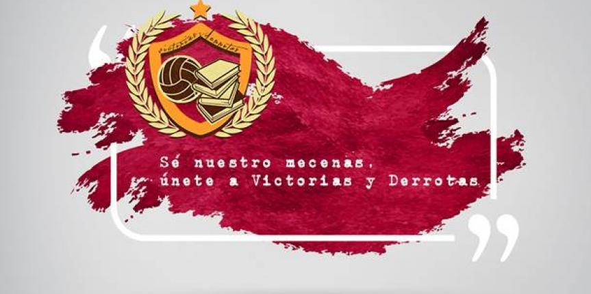 Victorias y derrotas, la campaña de crowdfunding que une cómic, fútbol e historia, un proyecto de un profesor de Jesuitas (Burgos)