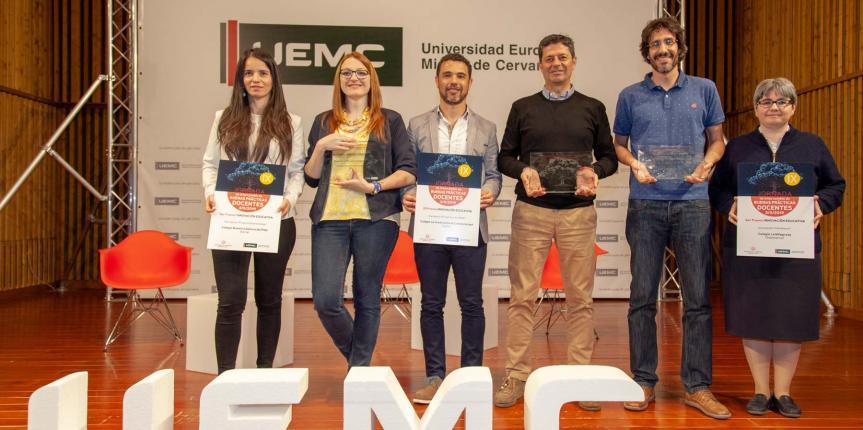 La UEMC y Escuelas Católicas Castilla y León apuestan por la innovación para transformar la educación