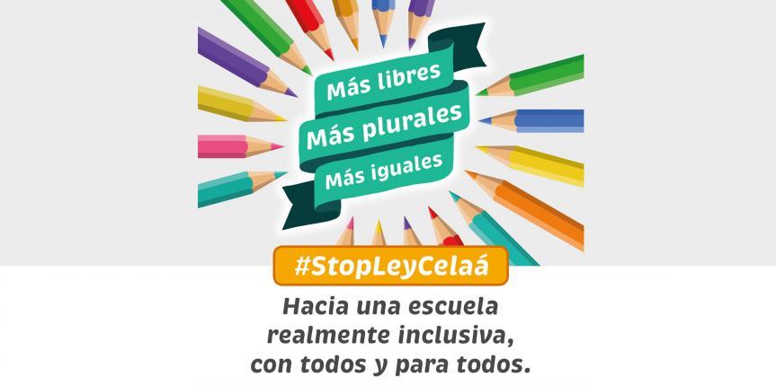 'Más plurales, más libres, más iguales': campaña de la educación concertada que alerta del daño de la LOMLOE a las libertades