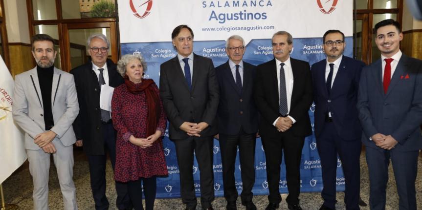 Arranca la IV Semana de Formación 'Enseñar Educando' del Colegio San Agustín de Salamanca