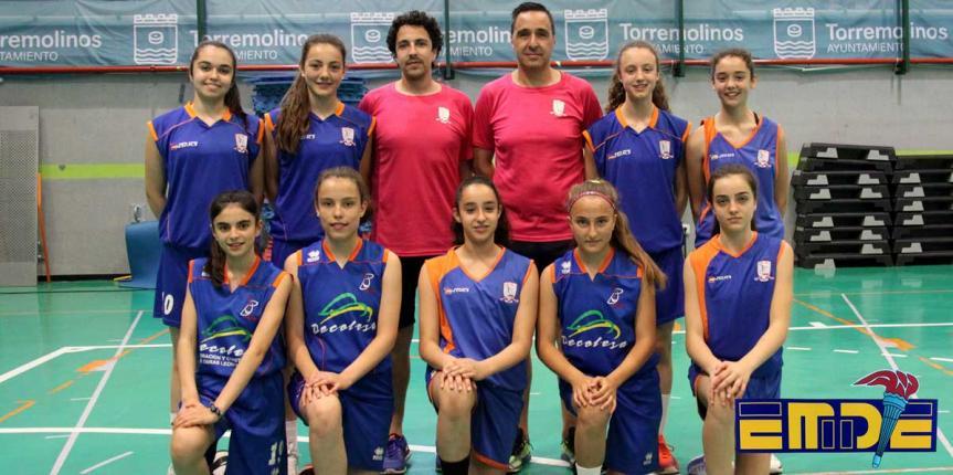 Los equipos de baloncesto del Colegio Divina Pastora (León), el Colegio Lourdes (Valladolid) y el Colegio San José (Valladolid) triunfan en los Juegos EMDE 2018