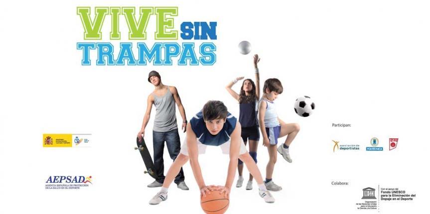 Sagrado Corazón (Soria) y San José (Palencia) participan en el programa 'Vive sin trampas'