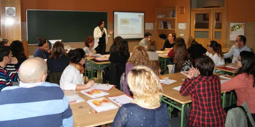 Un centenar de participantes en la XI Jornada de centros bilingües