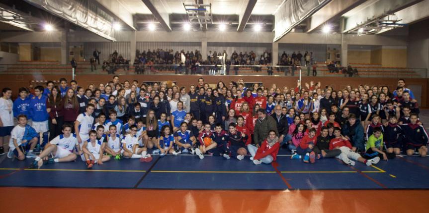 Lourdes, Maristas y Jesuitas logran su billete para los Juegos Nacionales Escolares EMDE 2016