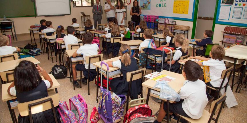 Los centros concertados de Escuelas Católicas Castilla y León comienzan el curso con 100.844 alumnos