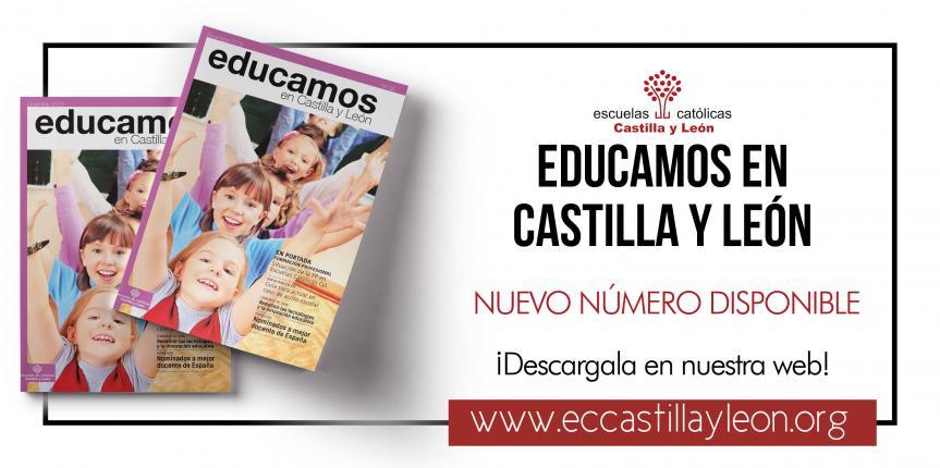 Revista 'Educamos en Castilla y León' número 38, diciembre 2018