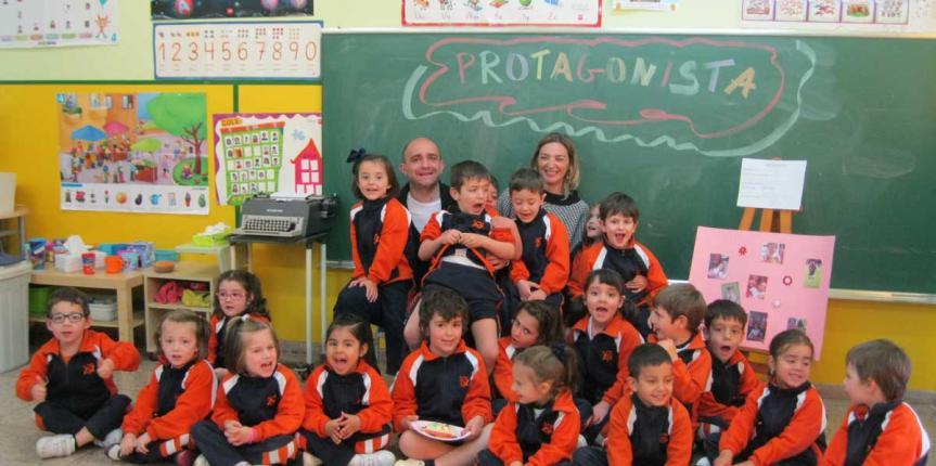 Proyecto Protagonista: familias colaboradoras y aulas abiertas