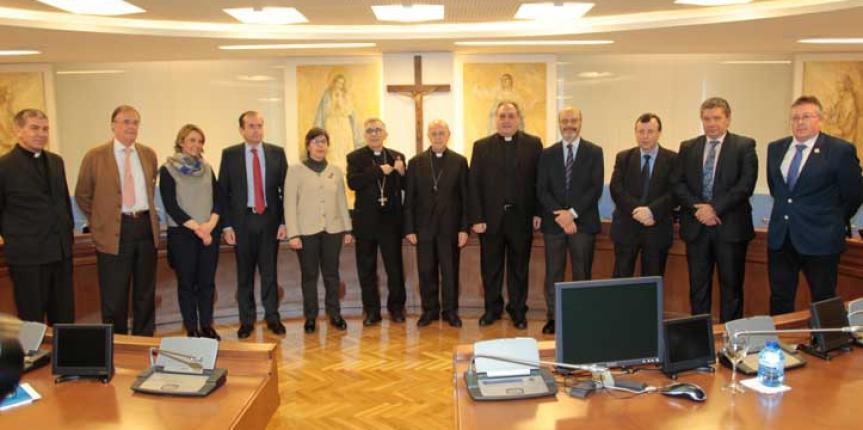 La Iglesia pide un Pacto de Estado que dé estabilidad a la clase de Religión y reconozca el valor de la concertada