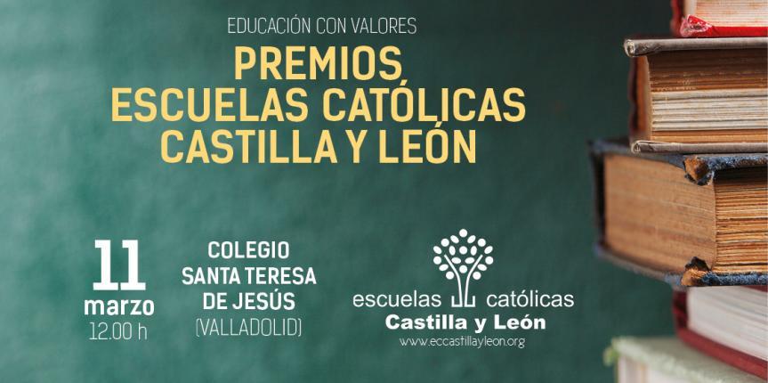 Premios Escuelas Católicas Castilla y León: Vicente del Bosque recibe el Premio Especial por ser un 'maestro ejemplar'