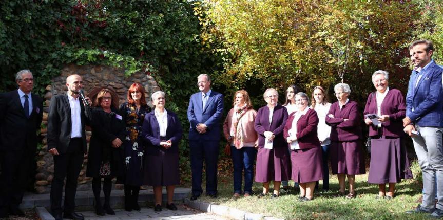 El Colegio La Asunción celebra sus 75 aniversario de presencia en León