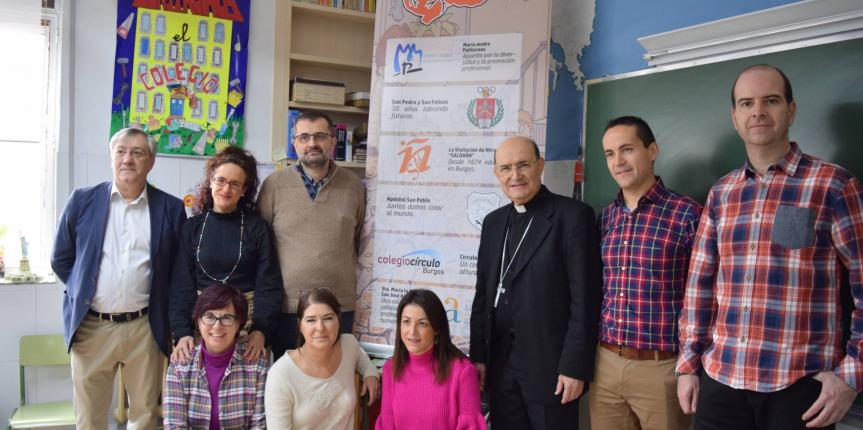 Los colegios diocesanos de Burgos, pioneros en España con un proyecto de neuroeducación
