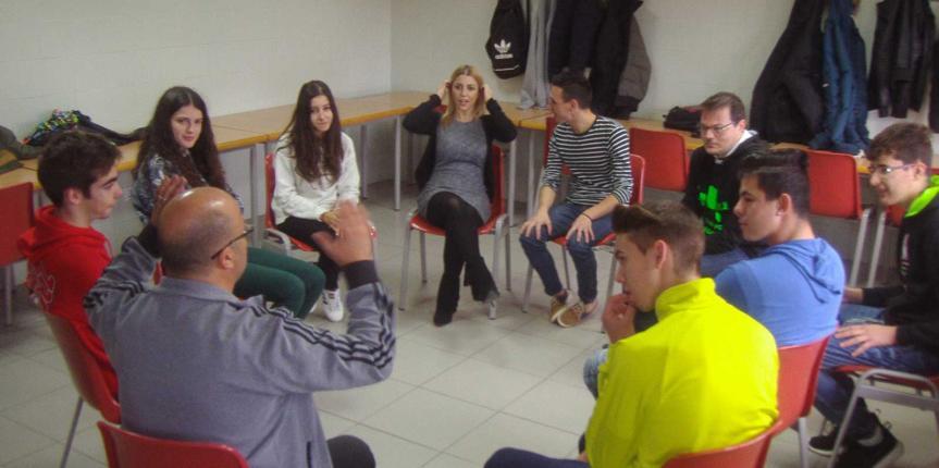 Centrados en soluciones, proyecto del Centro Menesiano ZamoraJoven (Zamora)