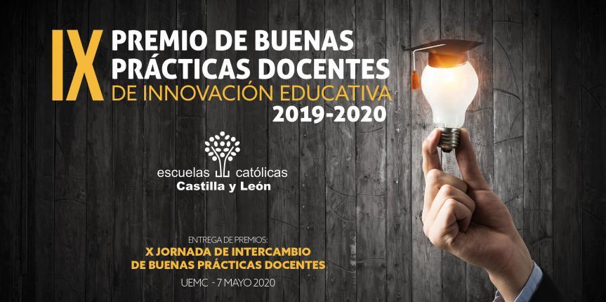 IX Premio de Buenas Prácticas Docentes de Innovación Educativa