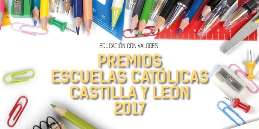 Premios Escuelas Católicas Castilla y León 2017: La Reina Doña Sofía y la Fundación Once, galardonados por su labor por la educación de los más desfavorecidos