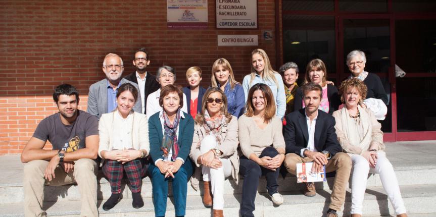 Tres nuevos centros burgaleses se suman al programa de plurilingüismo de Escuelas Católicas Castilla y León