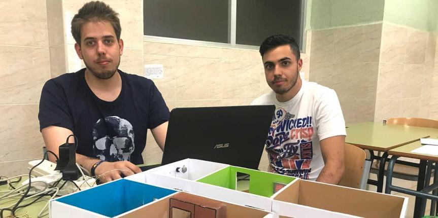 Un proyecto de Informática de Salesianos Pizarrales distinguido por la UPSA