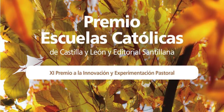 El Colegio San Juan Bosco de Arévalo (Ávila), ganador del XI Premio a la Innovación y Experimentación Pastoral de Escuelas Católicas Castilla y León