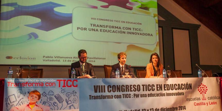 El VIII Congreso TICC concluye tras alentar a los centros educativos a utilizar las TICC como elementos didácticos habituales