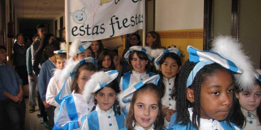 Colegio Sagrado Corazón (Soria) celebra sus fiestas de la Milagrosa