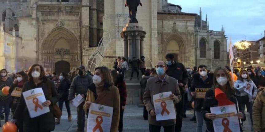 Palencia también se suma a la defensa de la libertad y la pluralidad educativa frente a la Ley Celaá