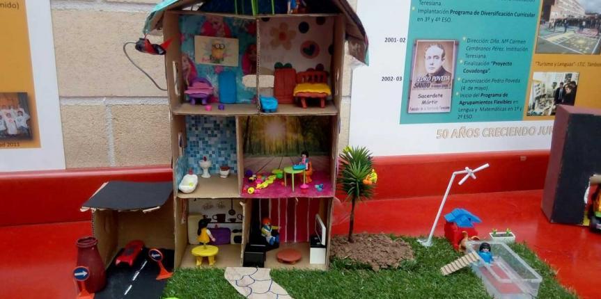 'Unidos por el bien, cuidamos el mundo', proyecto ABP de Santa María la Nueva y San José Artesano (Burgos)