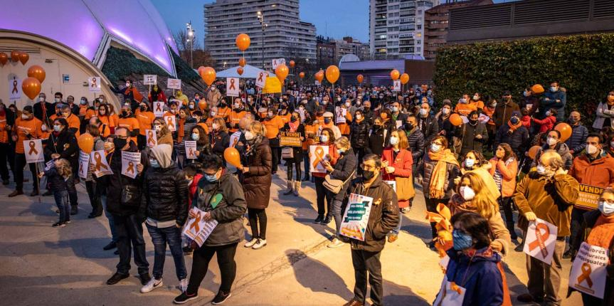 Valladolid y Burgos se unen a Más Plurales en su petición de más libertad y pluralidad para nuestro sistema educativo