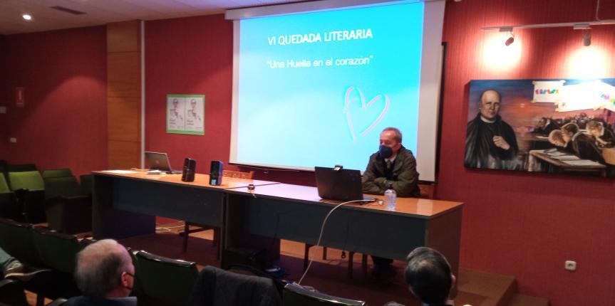 Una huella en el corazón. Colegio Amor de Dios (Valladolid)