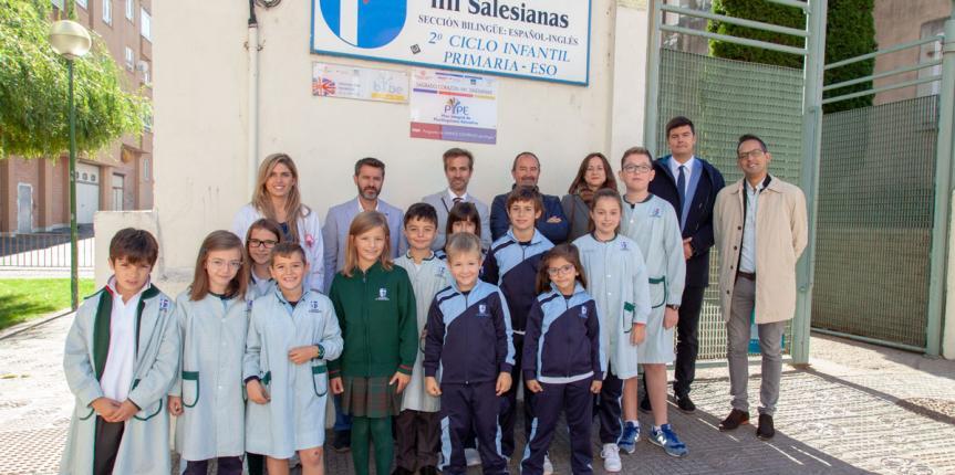 Tres centros de Burgos se unen al Plan PIPE de plurilingüismo educativo