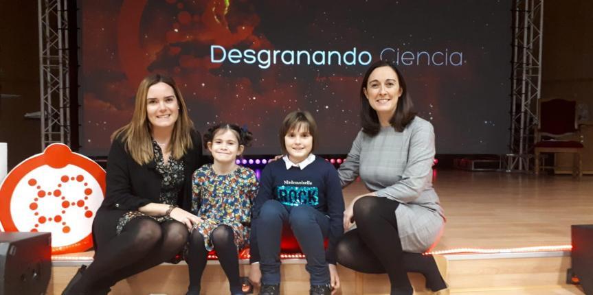 Dos alumnas de Primaria del Colegio La Visitación de Nuestra Señora 'Saldaña' (Burgos) ganan un certamen estatal por un relato audiovisual sobre la cirugía pediátrica experimental