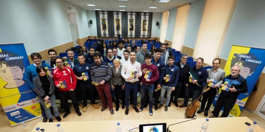 Los Celtas Cortos y el Grupo Magis del Colegio San José de Valladolid se unen en una campaña contra el acoso escolar