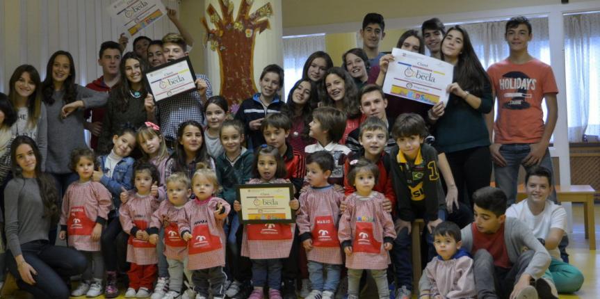 El Colegio Claret (Segovia) recibe la certificación como centro Beda