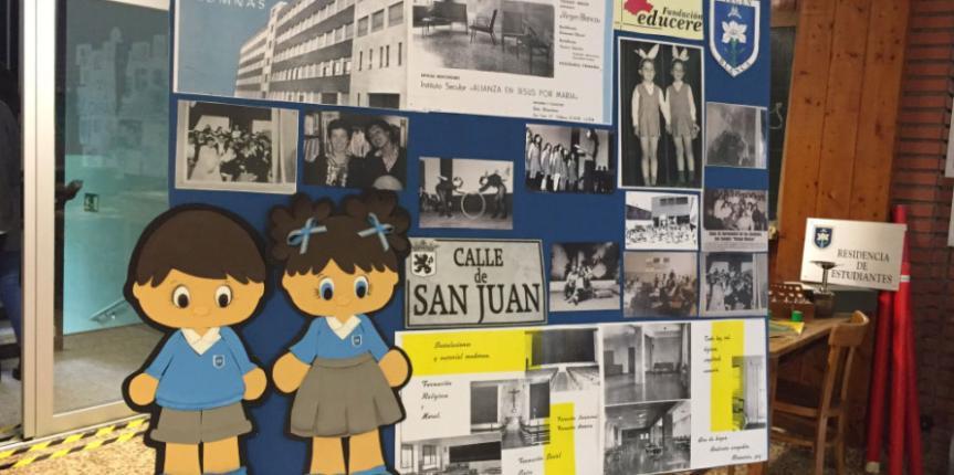 50 aniversario del Colegio Virgen Blanca de León