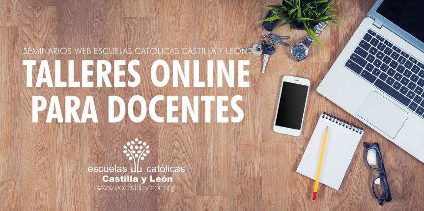 Recursos online Escuelas Católicas Castilla y León