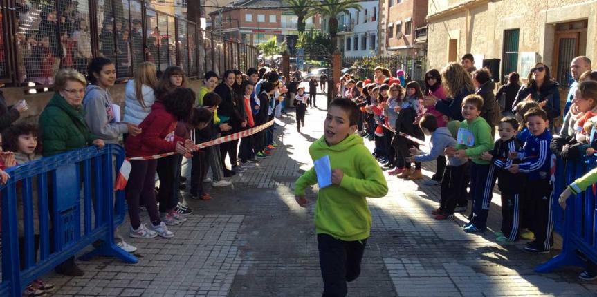 III Carrera Solidaria Colegio Divina Pastora (Arenas de San Pedro)