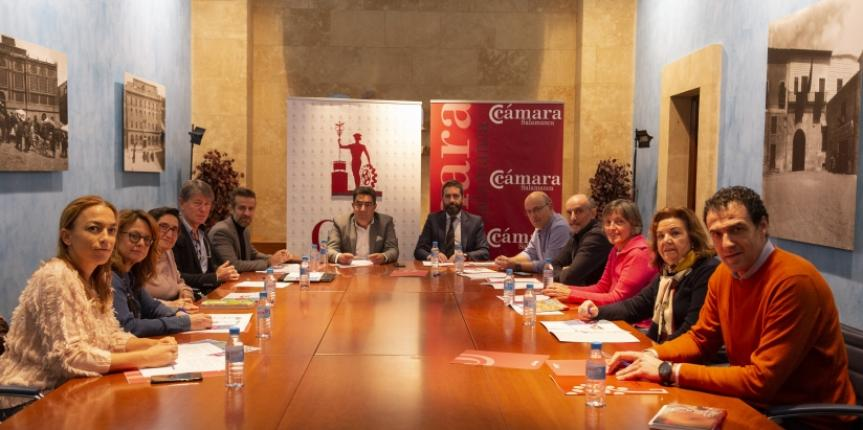 Escuelas Católicas une sus fuerzas con los empresarios de Salamanca