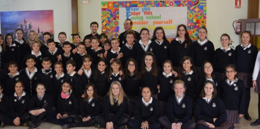'Ciberexpert@s' en el Colegio Santo Domingo de Guzmán (Palencia)