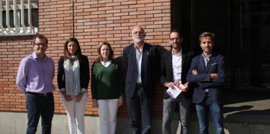 Dos nuevos centros palentinos se suman al programa de plurilingüismo de Escuelas Católicas Castilla y León
