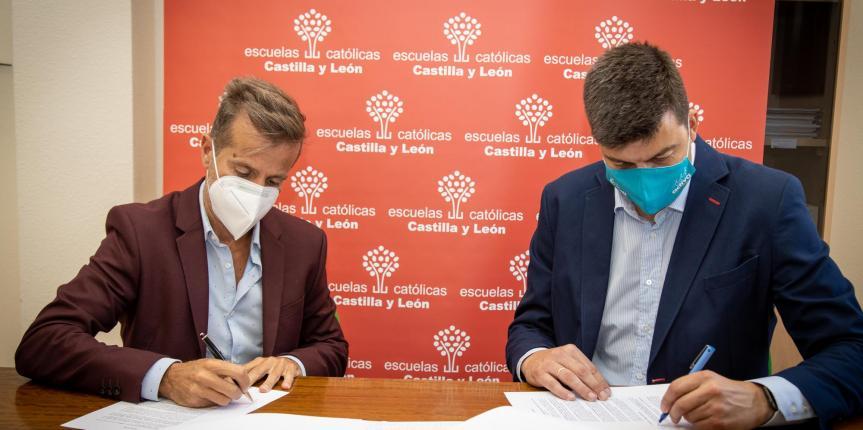 Escuelas Católicas Castilla y León continúa al lado de ACTIVA para potenciar el plurilingüismo y las actividades extraescolares en sus centros