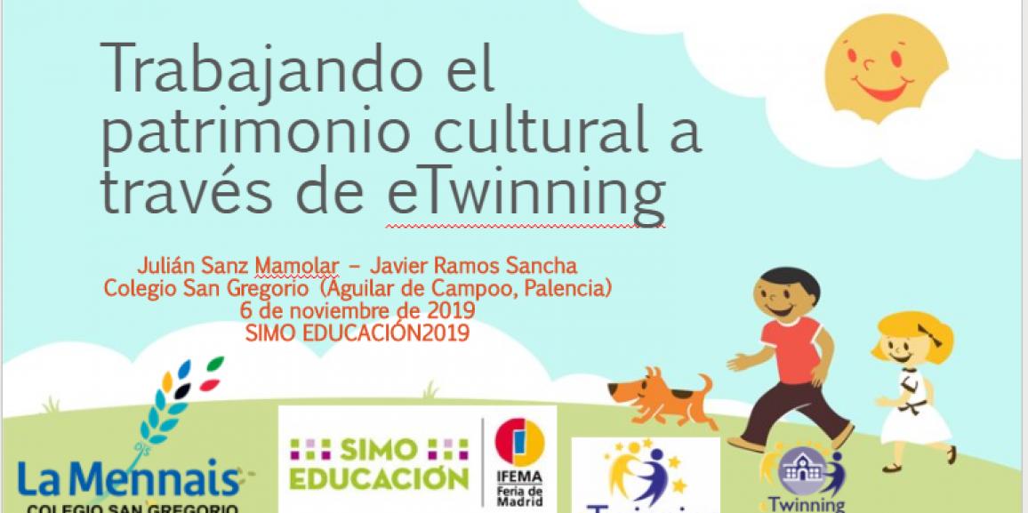 El Colegio San Gregorio de Aguilar de Campoo premiado en SIMO Educación 2019