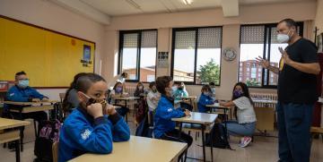 Los centros educativos de Escuelas Católicas Castilla y León abren sus puertas al nuevo curso escolar 2021-2022