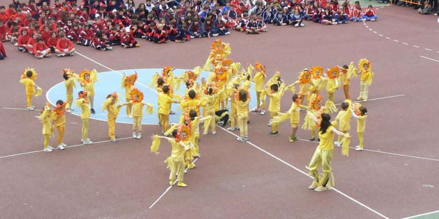 Olimpiada Corazonista: familia, convivencia y deporte