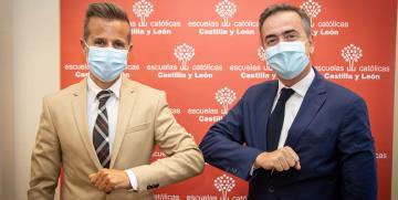 Escuelas Católicas Castilla y León firma un acuerdo de colaboración con la empresa de restauración colectiva SERAL