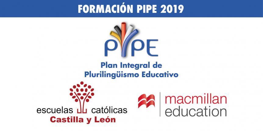 Formación para centros PIPE 2019